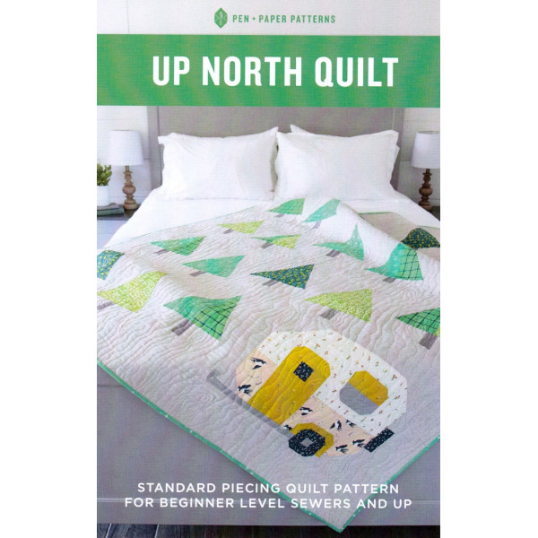Up North Quilt Pattern