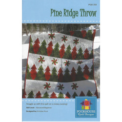 Pine Ridge Throw