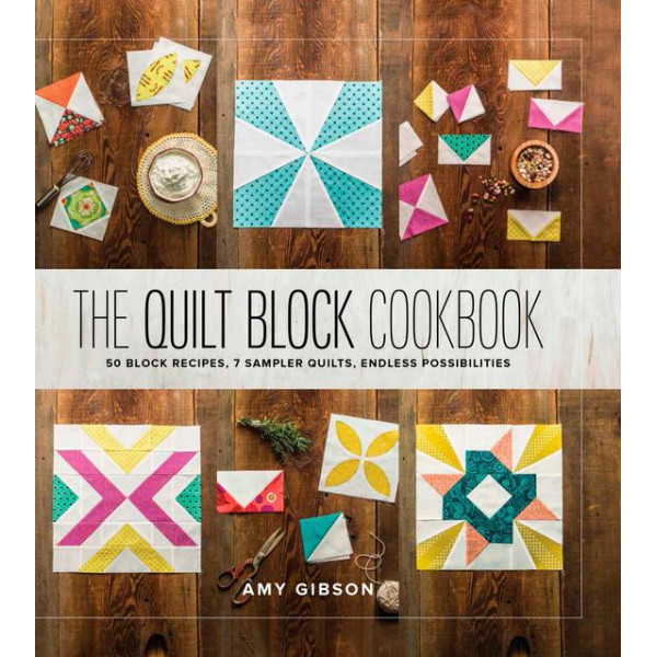 The Quilt Block CookBook