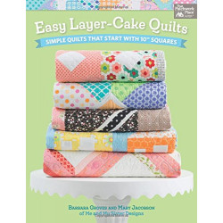 Easy Layer-Cake Quilts Book