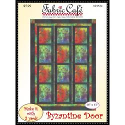 Byzantine Door Quilt Pattern