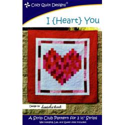 I {Heart} You Pattern