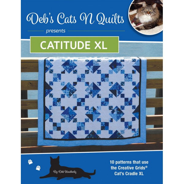 Catitude XL Pattern Book