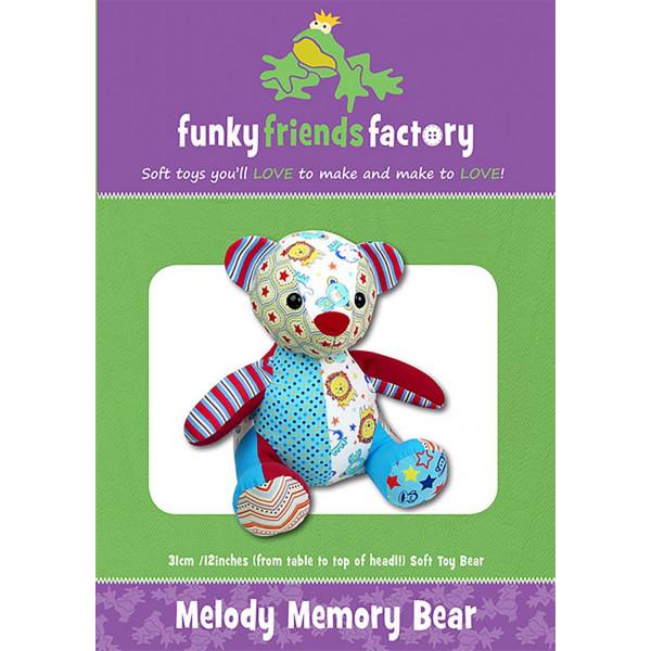 Melody Memory Bear