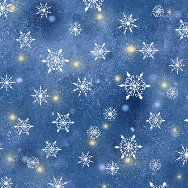 Woodland Cuties Snowflakes
