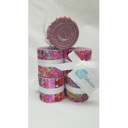 Radiance Pink Jelly Roll