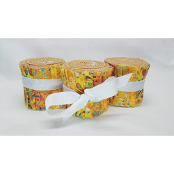 Radiance Orange Jelly Roll
