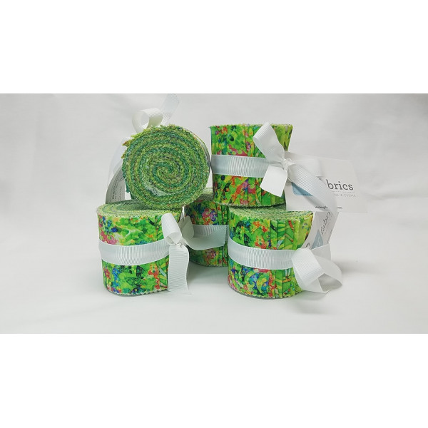Radiance Green Jelly Roll