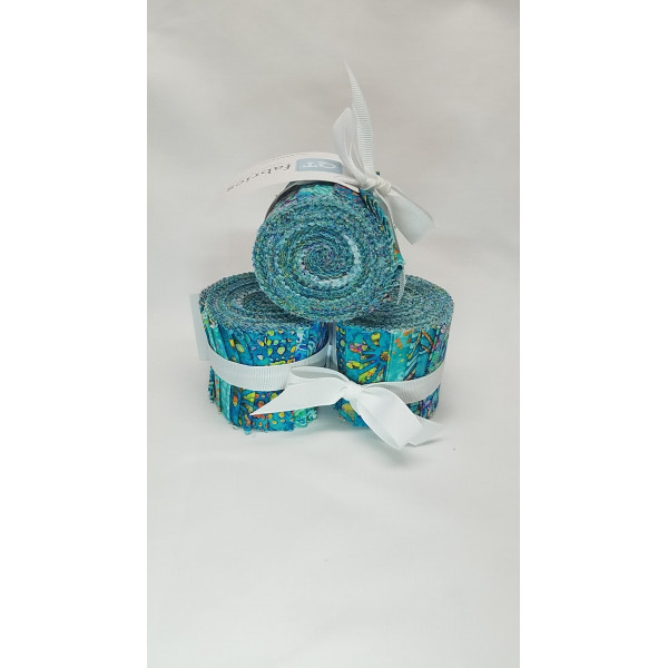 Radiance Blue Jelly Roll