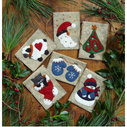 Gift Bag Ornaments