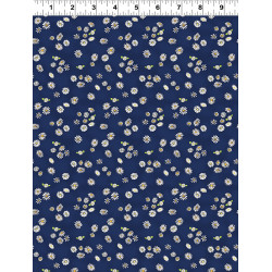 Daisy Daisy Light Navy