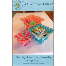 Flared Top Basket Pattern