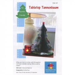 Tabletop Tannenbaum