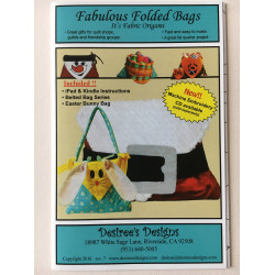 Fabulous Folded Bags Pattern