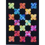 Scrappy Petals Quilt Pattern