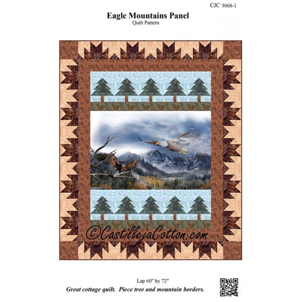 Eagle Mountain Quilt Pattern