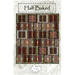 Half Baked Quilt Pattern