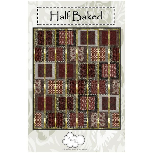 Half Baked Quilt Pattern