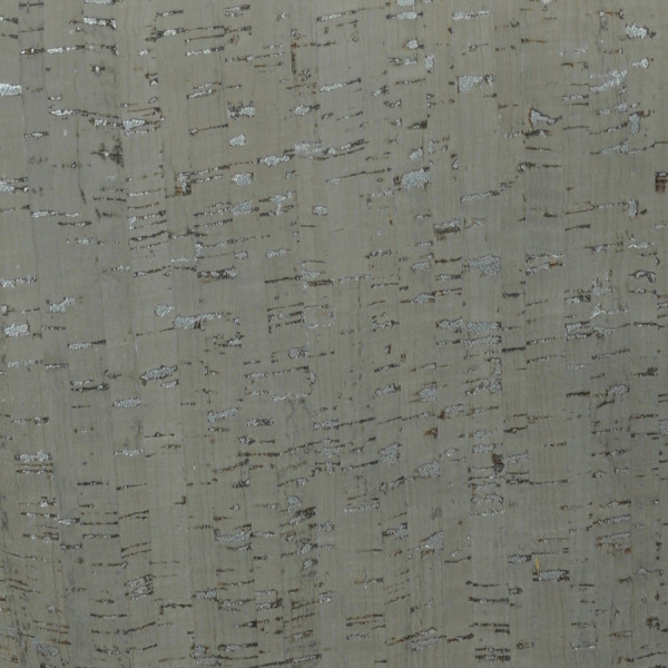 Cork Fabric Gray