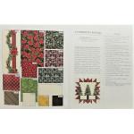 A Poinsettia Winter Quilt Pattern
