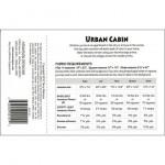 Urban Cabin Quilt Pattern
