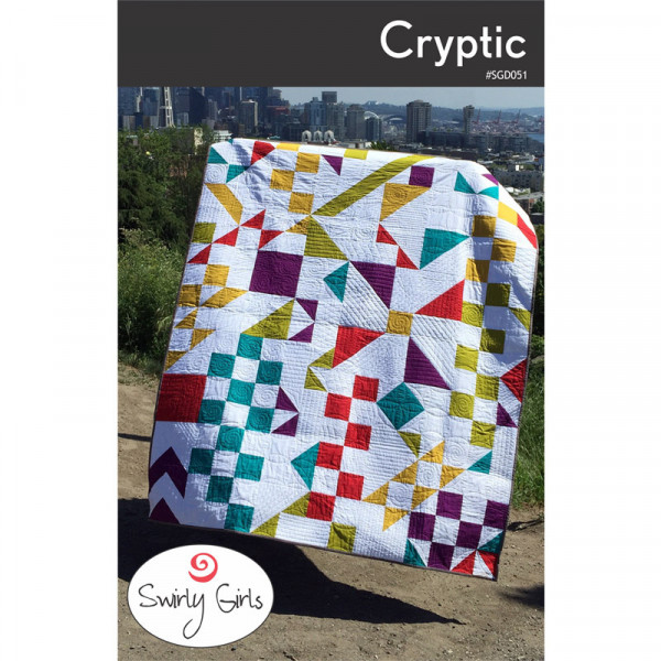 Cryptic Quilt Pattern