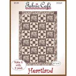 Heartland Quilt Pattern