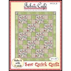 Sew Quick Quilt Pattern