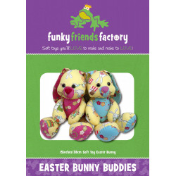Easter Bunny Buddies Pattern