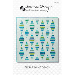 Sugar Sand Beach Quilt Pattern