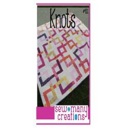 Knots Quilt Pattern