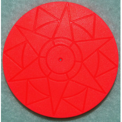 PinPal Hot Pink Circle