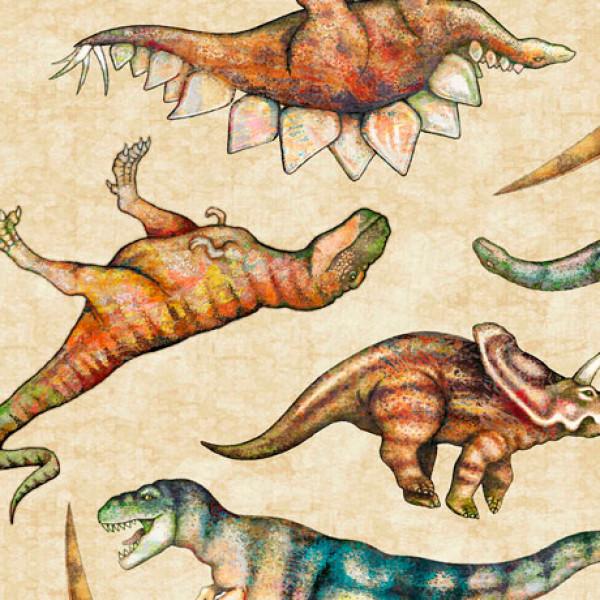 Lost World Dinosaurs