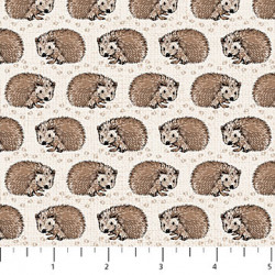 Woodland Pitter Patter Hedgehog