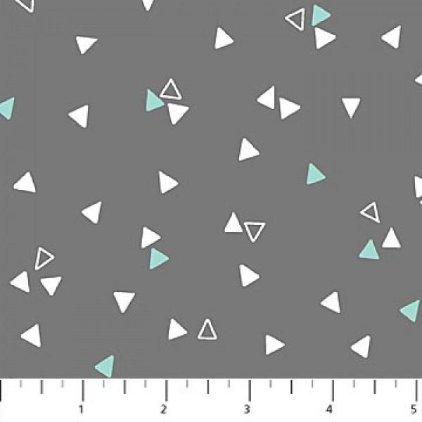 Soho Dk Grey w/Triangles