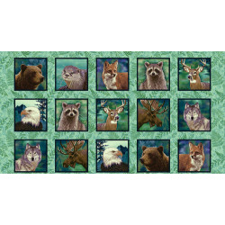 Woodland Wonders Animal Blocks