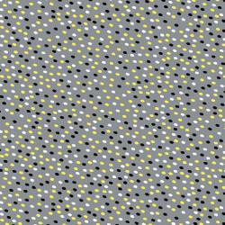 It's a Dot Gray/Lemon