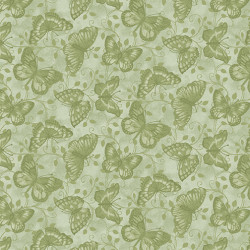 Butterfly Tonal Green