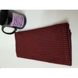 Mini Buffalo Check Tea Towel