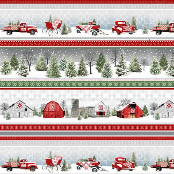 Holiday Heartland Trucks/Sled Stripe