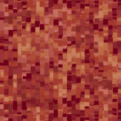 Paprika Ombre Squares