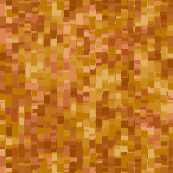 Amber Ombre Squares