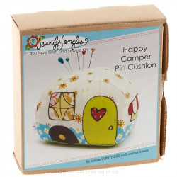 Happy Camper Pin Cushion Kit