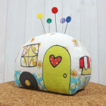 Happy Camper Pin Cushion Kit