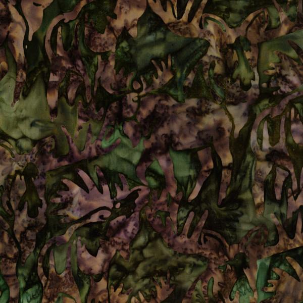 Olive Moose Batik