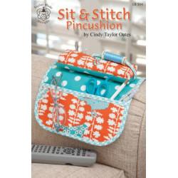 Sit and Stitch Pincushion