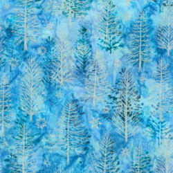 Sky Tree Batik