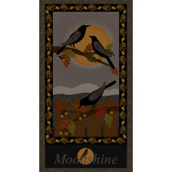 Moonshine Vertical Panel