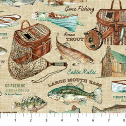 Rod and Reel Gear