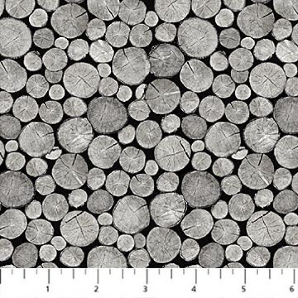 Naturescape Gray Cord Wood